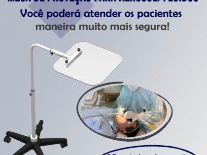 LANÇAMENTO :MESA DE PROTEÇÃO PARA AEROSOL / FLUIDOS